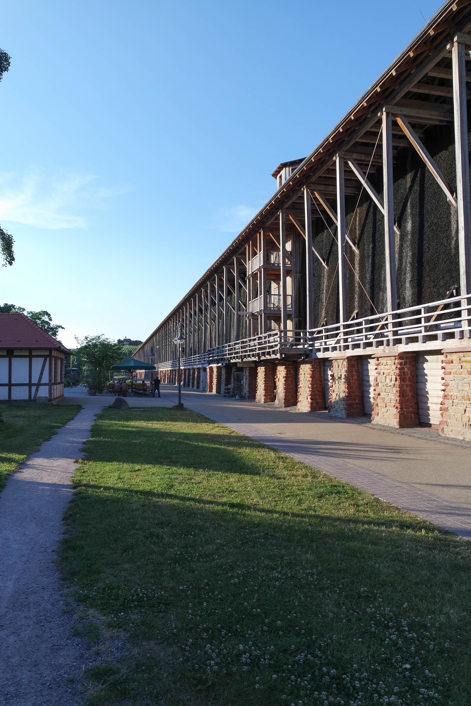 Ferienwohnung Maier Bad Dürkheim wie sieht es bei uns aus kurpark gradierbau saline Urlaub weinbau