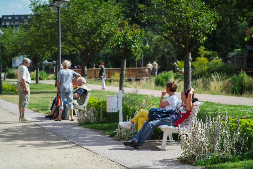 Ferienwohnung Maier Kurpark 2 Bad Dürkheim und Region Gradierbau