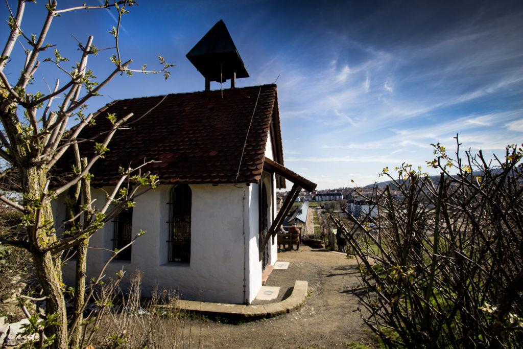 Ferienwohnung Maier Bad Dürkheim Michaelskapelle nähe Gradierbau am Kurpark